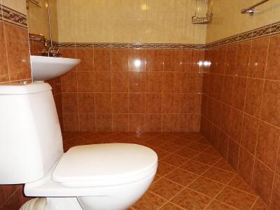 Ремонт на баня - монтаж на тоалетна
