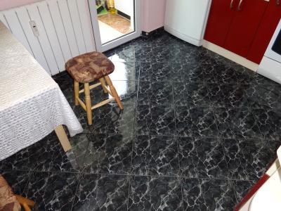 Ремонт на кухня - под от теракота