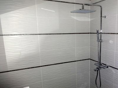 Ремонт на баня - монтаж на душ