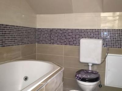 Ремонт на баня с монтаж на тоалетна чиния и вана