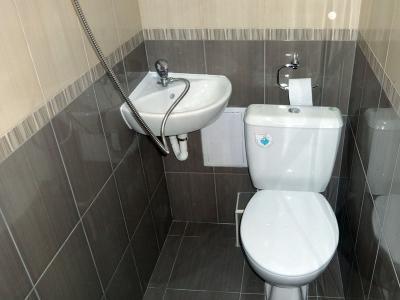 Монтаж на тоалетна чиния и мивка