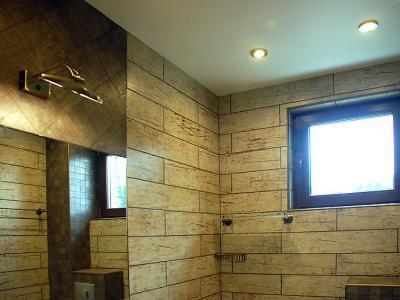 Лепене на плочки в баня
